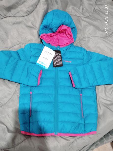 Демисезонная куртка Brugi