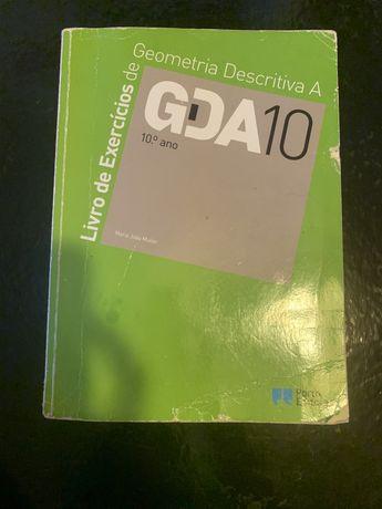 Livro de exercicios geometria descritiva A 10ano