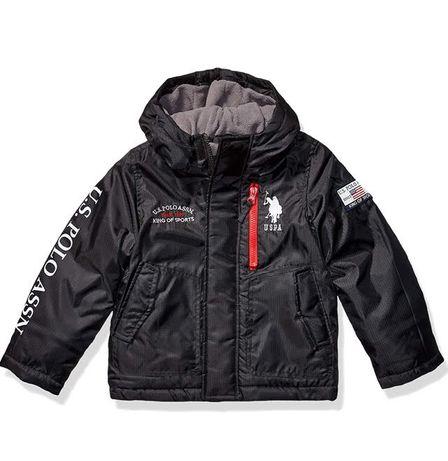 Зимова куртка для хлопчика U. S. Polo Assn., розмір 128