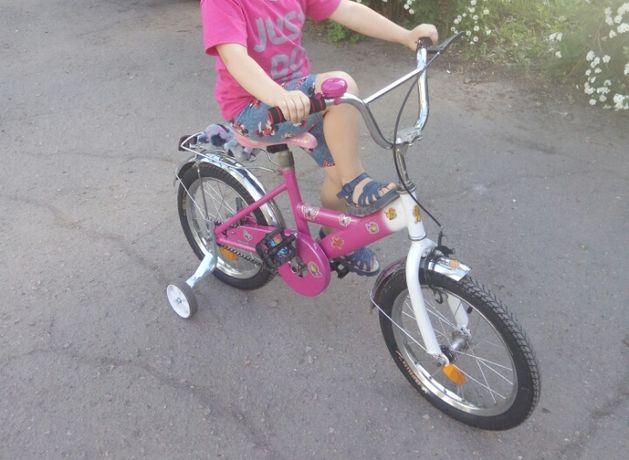 Детский велосипед 16д