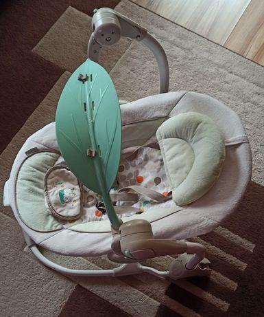 Bujaczek leżaczek fotelik ingenuity hybrydowy