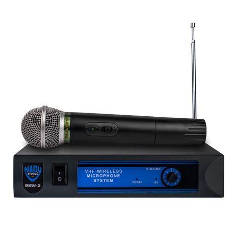Mikrofon bezprzewodowy Nady DKW-3 HT do ręki