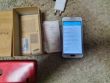 Samsung Galaxy S5 16GB  Szary
