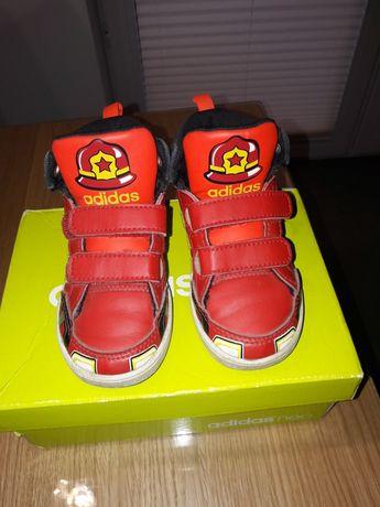 Buty, buciki adidas neo strażak rozmiar 23