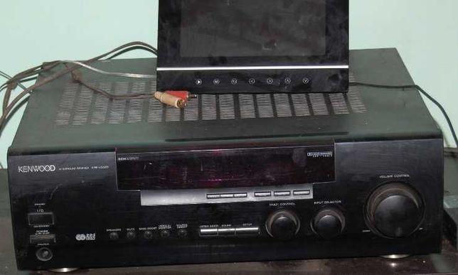KENWOOD KRF- V5020 dolby pro logice  RDS kino domowe