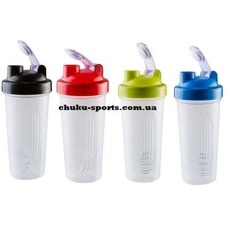 Шейкер для спортивного питания бутылка 700мл Everlast белый фляга