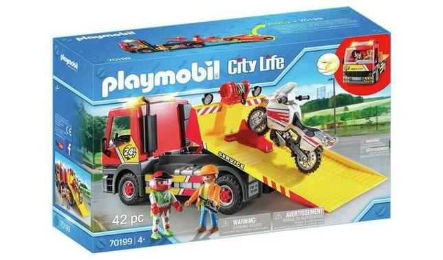 Playmobil 70199 Carro de reboque - NOVO