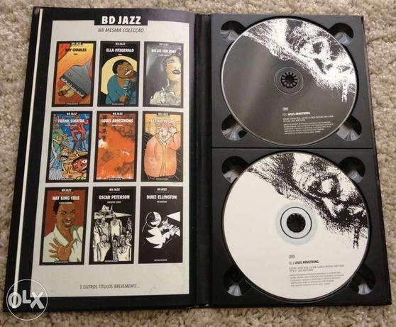 Colecção BD Jazz - LIVRO + 2CDs