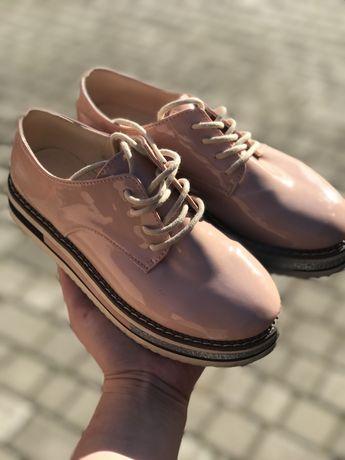 Туфлі Zara для дівчинки