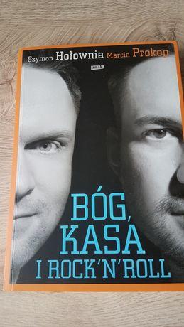 Nowa książka -Bóg ,kasa i Rock'N'Roll