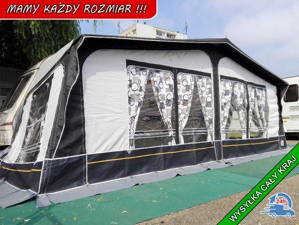 Przedsionek do przyczepy campingowej 1000cm-1025cm rozmiar 15