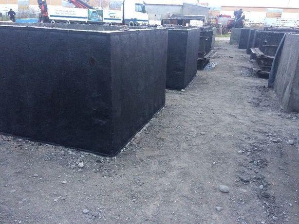 Betonowy zbiornik na szambo - najwyższy standard jakości