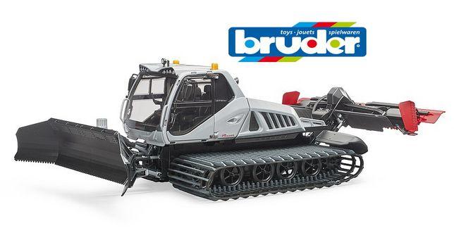Cнегоуборочная машина Ratrak Prinoth Leitwolf Bruder ( Брудер)02545