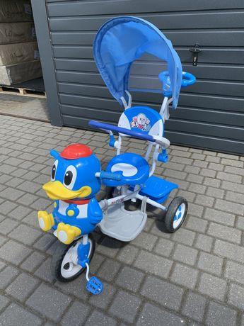 Pchany rowerek dla dziecka