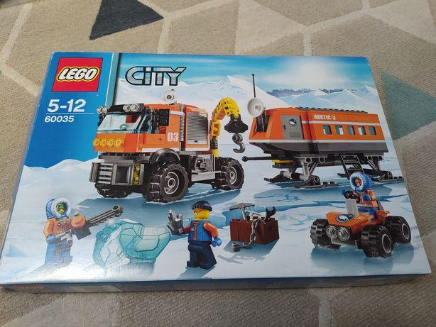 Zestaw LEGO City 60035 Arktyka