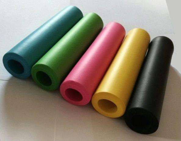 Punhos de Silicone bicicleta BTT diversas cores grip - Baixa preço