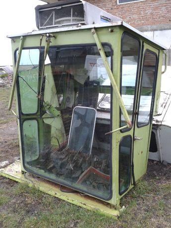 продам кабіну до комбайна john deere claas