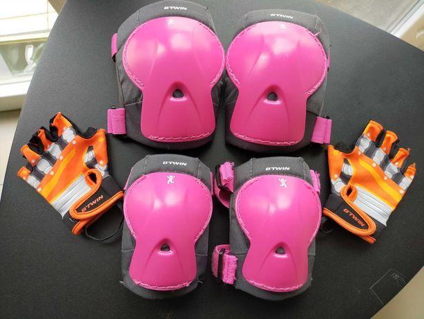 Kit proteção criança + luvas