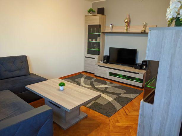 Wyposażone mieszkanie, 3 pokoje (56,9m2), centrum *od właściciela*