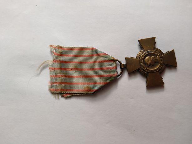 Krzyż wojownika Francja