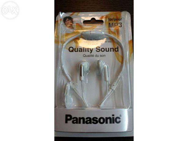 Earphones RP-HNJ7 Panasonic - Novo