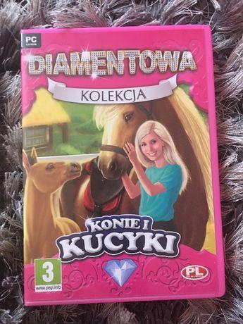 Gra dla dzieci Konie i Kucyki