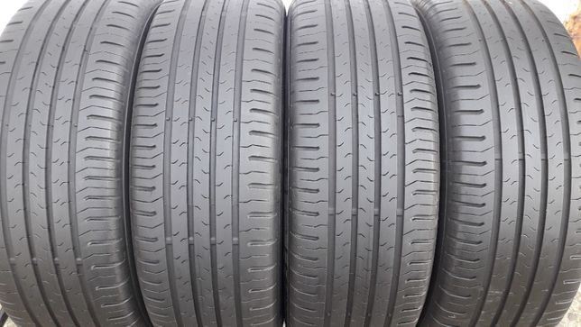 Літні шини 215/60 R17 Continental Conti Eco Contact 5
