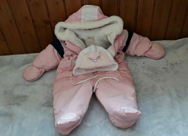 Нежнейшее одеяние для малышки