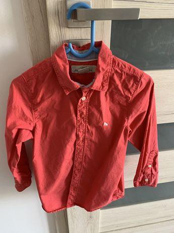 Koszula chłopięca h&m rozmiar 122, 6-7 lat