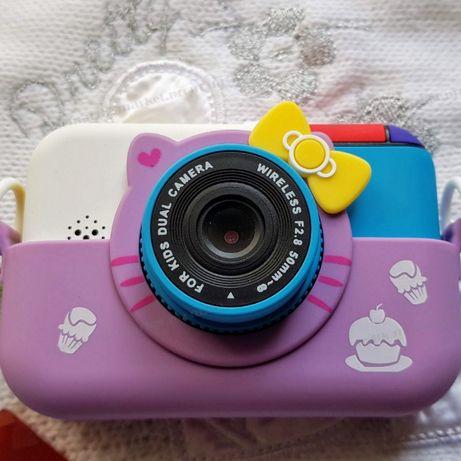 Детский цифровой фотоаппарат Children's fun Camera Mickey Mouse