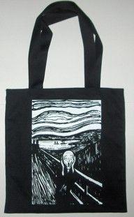 krzyk - torba ekologiczna