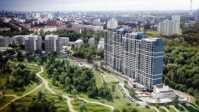 4к квартира 124.8 кв.м. в ЖК  Кирилівський Гай, вул. Багговутівська