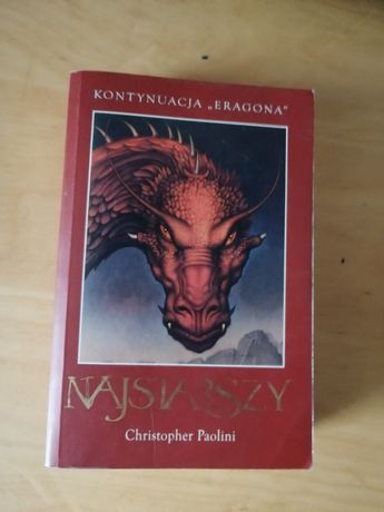 Najstarszy Christopher Paolini (Eragon)