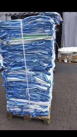 Opakowania BIG BAG BIGBAGI mocne worki na zboże czyste 95/95/154 cm