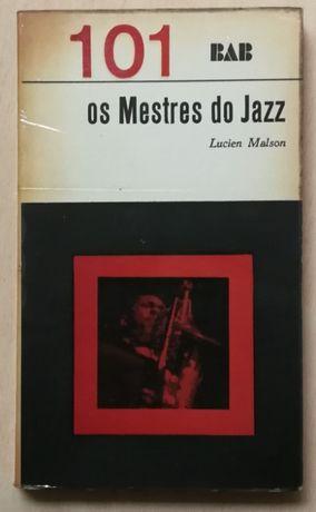 os mestres do jazz, lucien malson