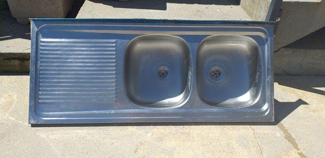 Lava-louça 2 cubas