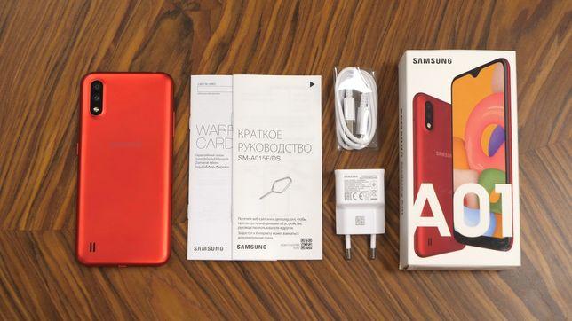Samsung A01 5500 рублей