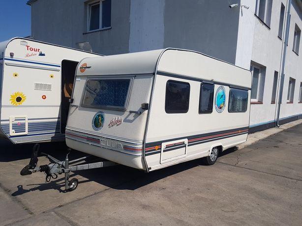 Camping Burstner holiday club