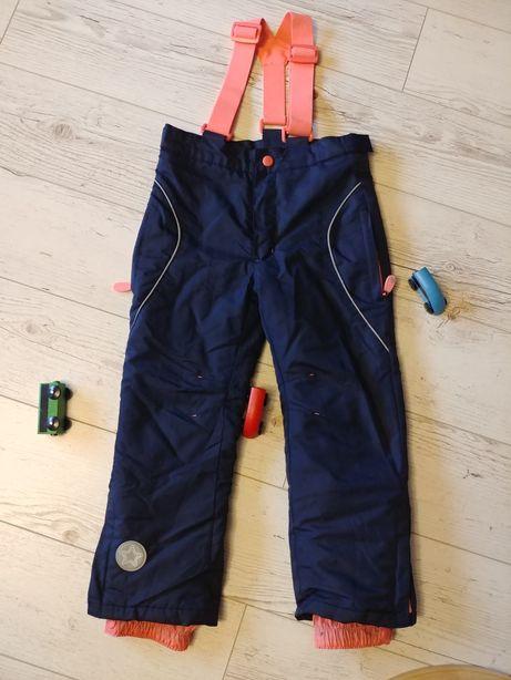 Cool Club - spodnie narciarskie dla dziewczynki 116