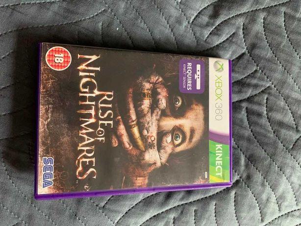 Gra Rise of Nightmares XBOX Xbox 360 KINECT