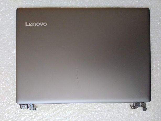Klapa / pokrywa matrycy LENOVO ideapad 320S-14IKB - zawiasy, kamerka