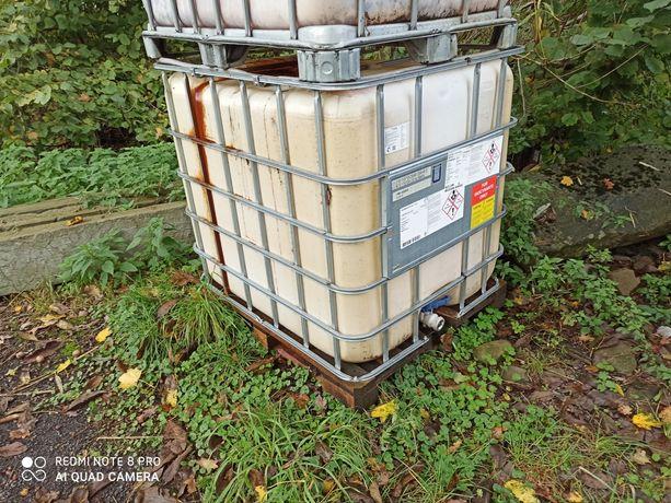 Zbiornik na wode mauzer 1000 L