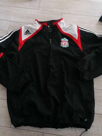 Fc Liverpool bluza / kurtka wiatrówka L