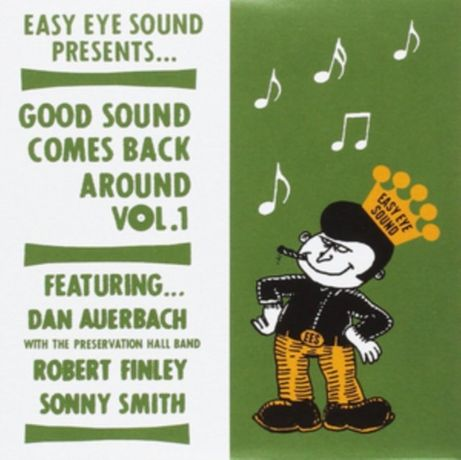 Good Sound Comes Back Around. Vol 1 (Auerbach, Smith, Finlay) LP vinyl