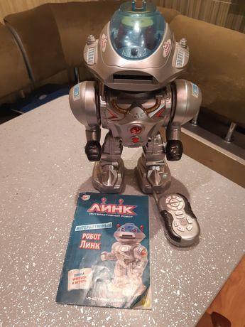 Продам интерактивную игрушку-Робота Линк