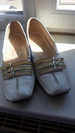 """Женские фирменные туфли """" Gabor""""41 размер."""