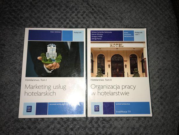 Książki Hotelarstwo Tom I i Tom II