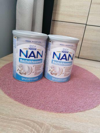 Mleko NAN bezlaktozowe