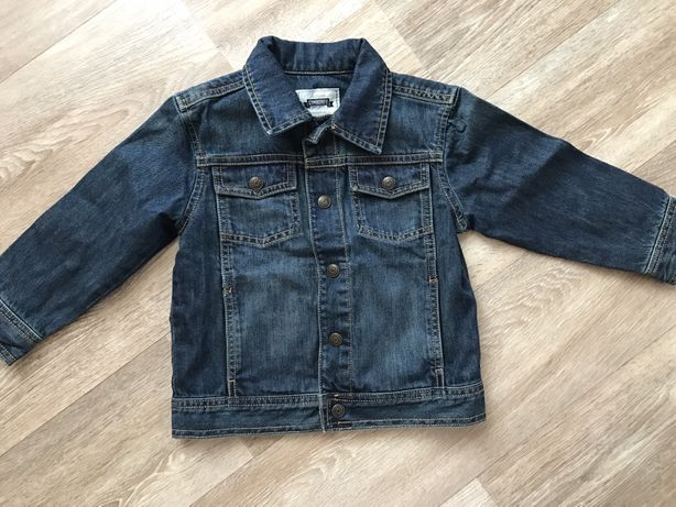 Джинсовая куртка Gymboree, размер 2-3