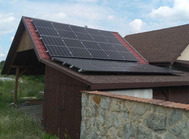 Fotowoltaika - instalacja fotowoltaiczna 3,7 kW montaż